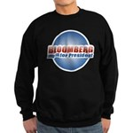 Bloomberg for President Sweatshirt (dark)
