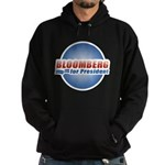 Bloomberg for President Hoodie (dark)