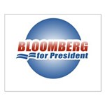 Bloomberg for President Small Poster