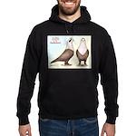 Shakhsharli Pigeon Standard Hoodie (dark)