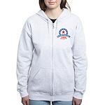 Bloomberg 2008 Women's Zip Hoodie