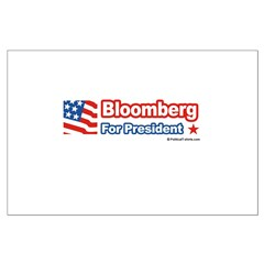 Bloomberg for President Large Poster
