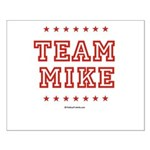 Team Mike Small Poster