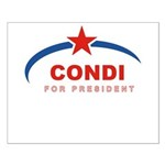 Condi for President Small Poster