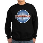 Condoleezza for President Sweatshirt (dark)
