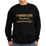 IGNORANCE IS BLISS Sweatshirt (dark)