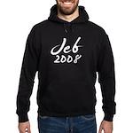 Jeb Bush Autograph Hoodie (dark)