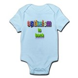 Optimism is Back Infant Bodysuit