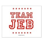 Team Jeb Small Poster