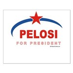 Pelosi for President Small Poster