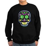 PSYCHEDELIC SKULL Sweatshirt (dark)