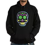 PSYCHEDELIC SKULL Hoodie (dark)