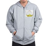 Chinese Goose and Gander Zip Hoodie