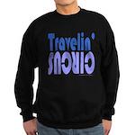 TRAVLIN' CIRCUS Sweatshirt (dark)