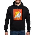 Sunburst White Turkey Hoodie (dark)
