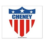 Cheney Small Poster