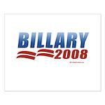 Billary 2008 Small Poster