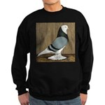 Blue Bald West Sweatshirt (dark)
