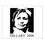 Hillary 2008 Small Poster