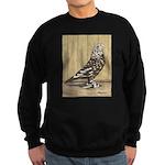 Brown Mottle West Sweatshirt (dark)