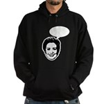 Hillary (write in message) Hoodie (dark)