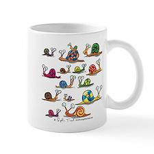 Snails Abound! Mug by Sophie Turrel