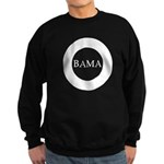 Obama 2008: O-bama Sweatshirt (dark)