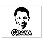 Obama for Peace Small Poster