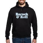 Barack & Roll Hoodie (dark)