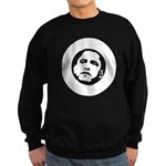 Obama 2008: O Sweatshirt (dark)