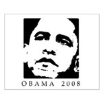 Obama 2008 Small Poster