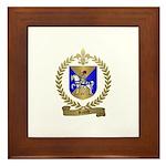 RICORD family Crest Framed Tile