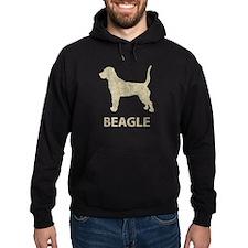 Vintage Beagle Hoodie