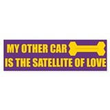 Cute L.a Bumper Sticker