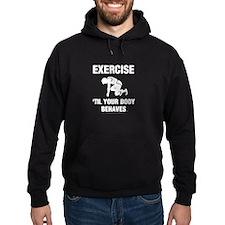 TOP Exercise Cross Train Hoodie