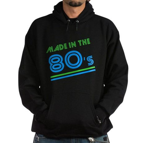 Made in the 80's Dark Hoodie
