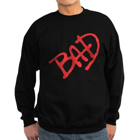Bad (vintage) Dark Sweatshirt