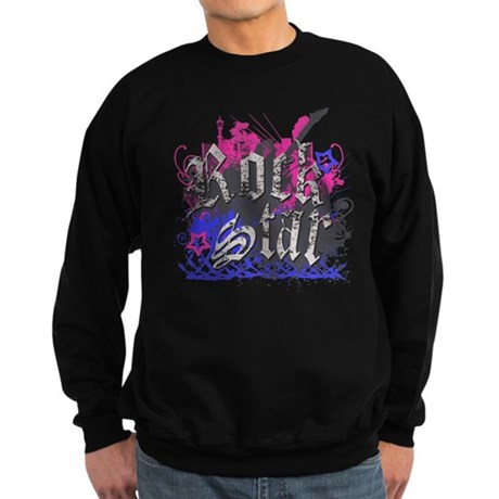 Rock Star Dark Sweatshirt