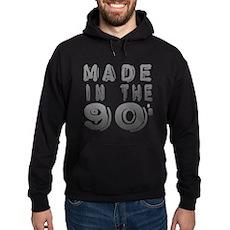 Made in the 90's Dark Hoodie