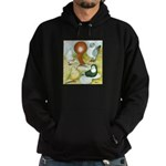 Pigeon Color Book Hoodie (dark)