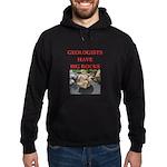 geology gifts t-shirts Hoodie (dark)