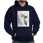 Rufous Hummingbirds Hoodie (dark)