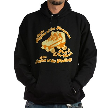 The Rhythm of the Movement Dark Hoodie
