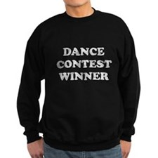 Vintage Dance Contest Winner Sweatshirt