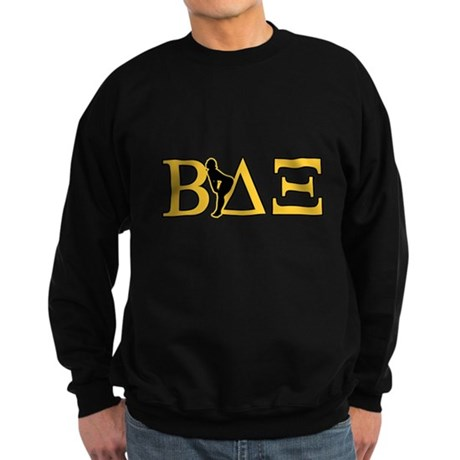 Beta House Fraternity Dark Sweatshirt