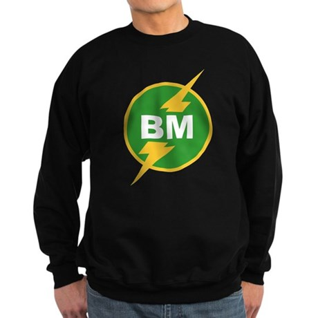 BM Best Man Dark Sweatshirt