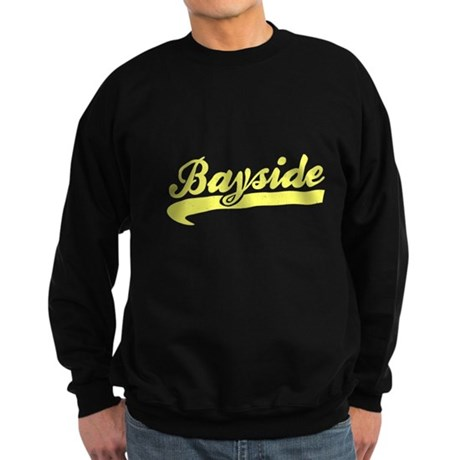 Bayside Tigers (Distressed) Dark Sweatshirt