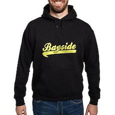 Bayside Tigers (Distressed) Dark Hoodie