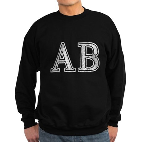 Alpha Beta Dark Sweatshirt