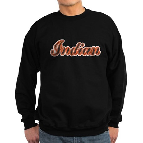 Indian Dark Sweatshirt